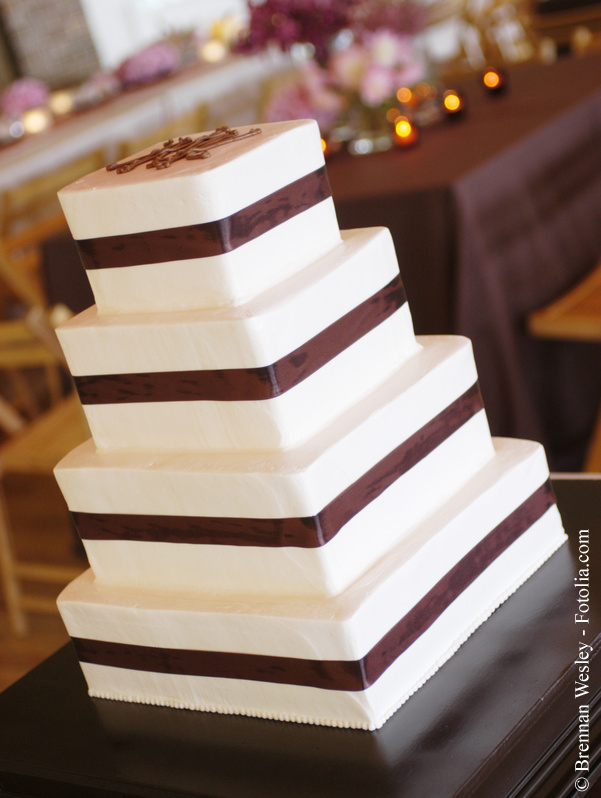 Wedding Cake Mariage Choolat