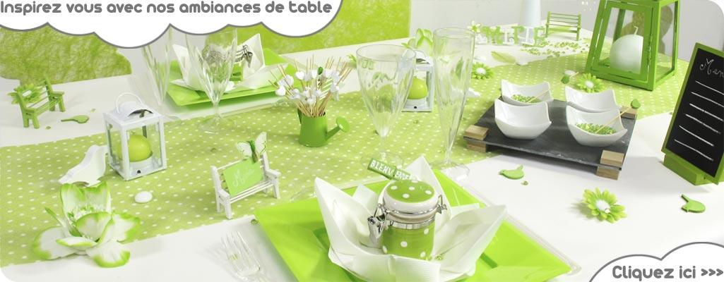 Servi 39 mag id es d co doubs 25 les prestataires de - Decoration de table pour communion garcon ...