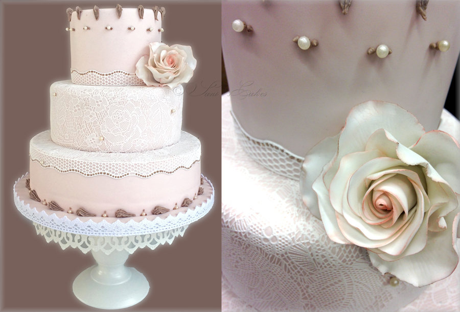 Sani Wedding Cake Angers