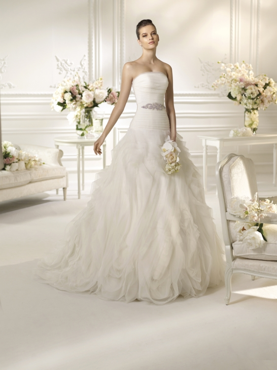 robe de mariage a narbonne - Point Mariage Leers