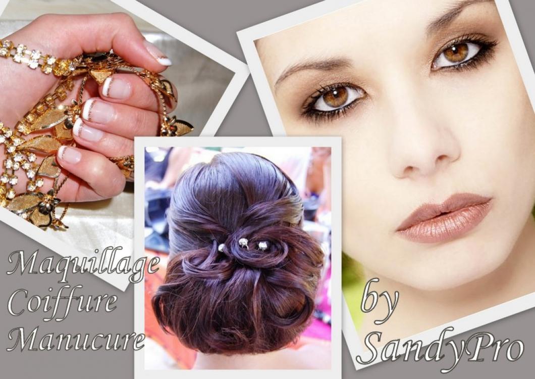 Sandypro Esthétique Coiffure Et Make Up Essonne 91