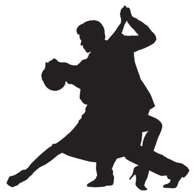 Couverture on Foxtrot Ballroom Dancing Posters