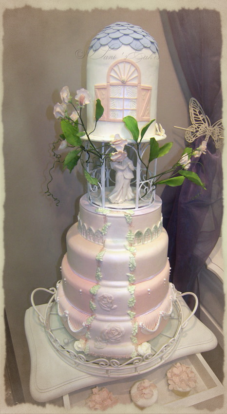 Sani Wedding Cake Angers