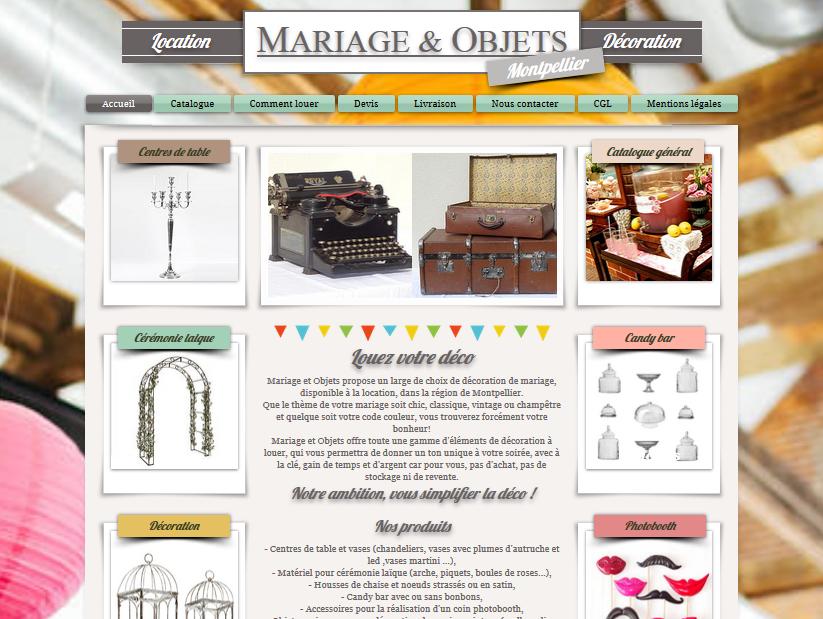 mariage et objets montpellier - idÉes dÉco - hÉrault (34 ... - Location Table Et Chaise Montpellier