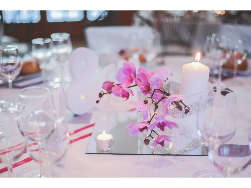 Les voeux d 39 isis wedding planner wedding planners vienne 86 poit - Compo florale mariage ...