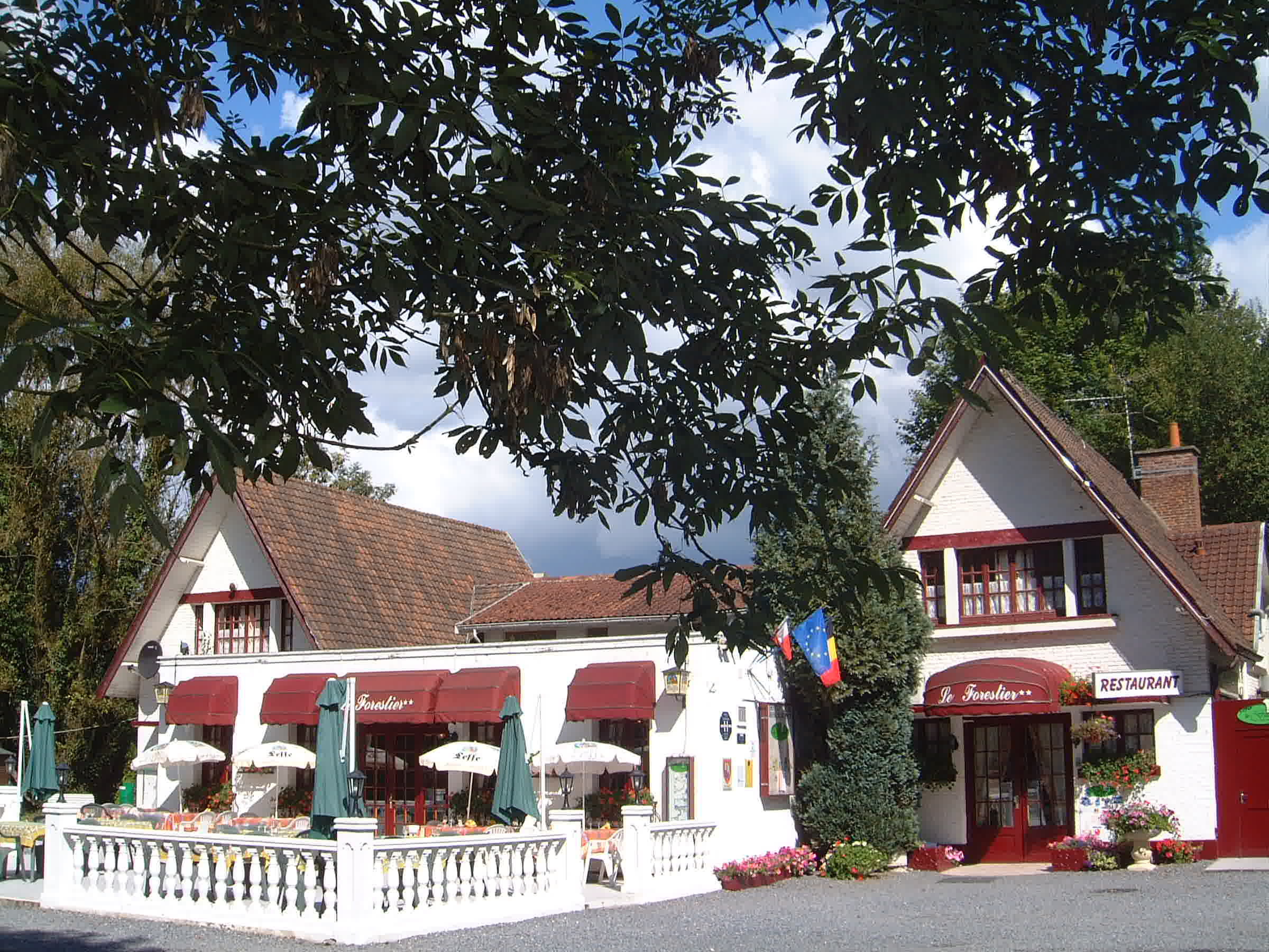 Hotel Le Forestier Saint Amand Les Eaux