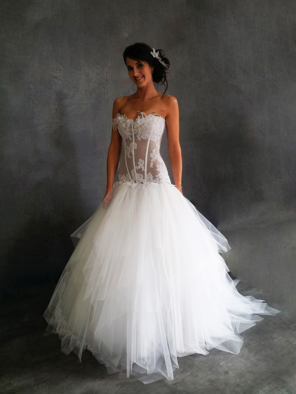 Robe de mariee sur mesure haute savoie
