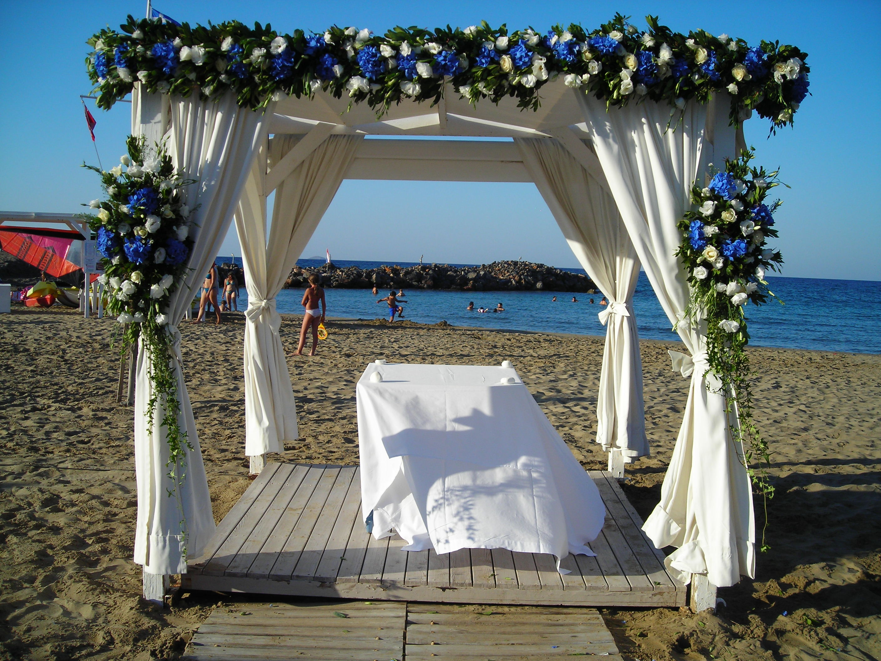 prestataire mariage listing knossos beach bungalows suites