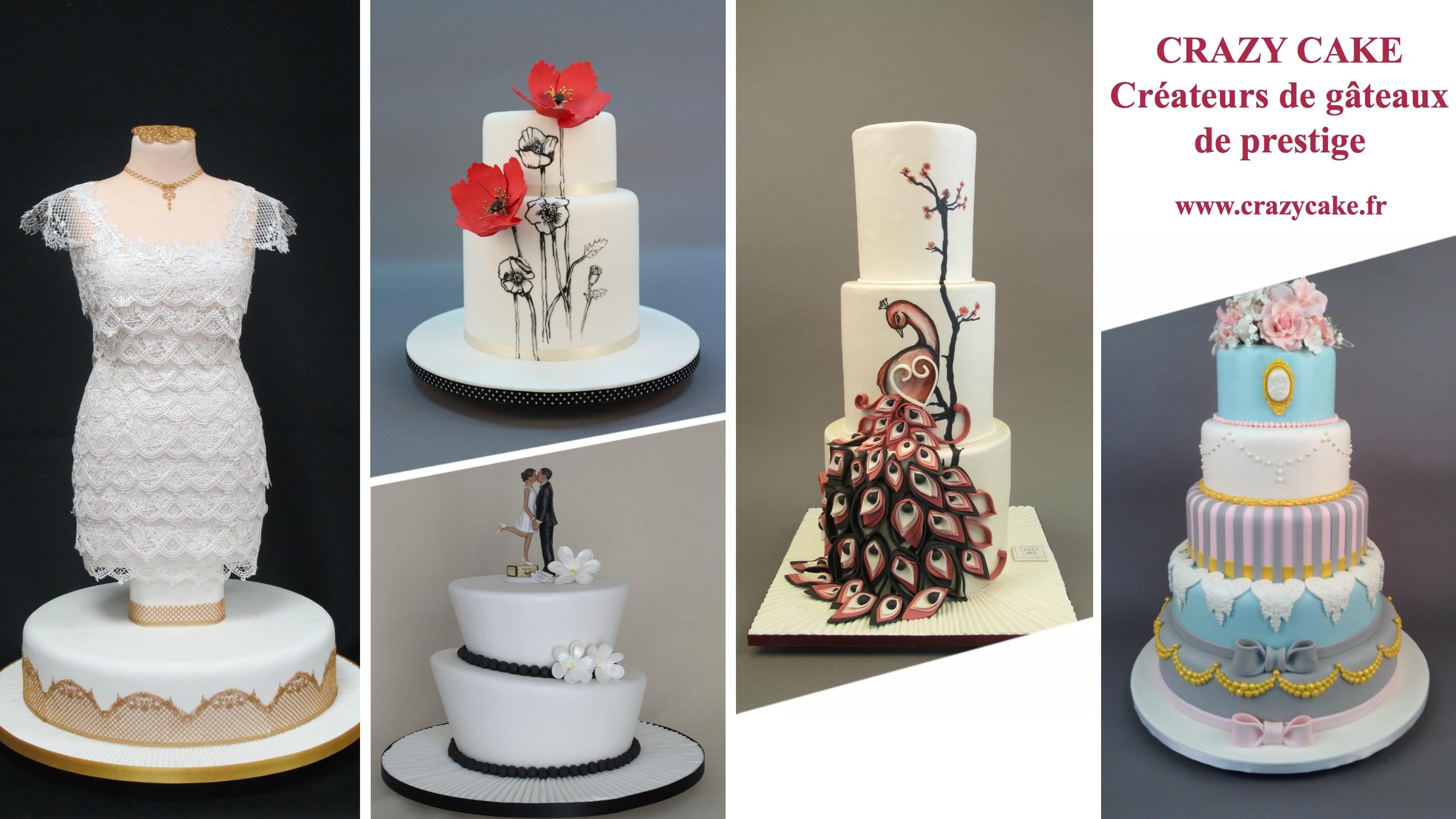 crazy cake - Traiteur Mariage Moselle