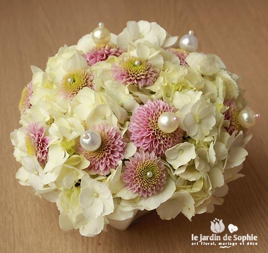 Le jardin de sophie accessoires de mariage haute loire 43 duni res les prestataires de - Comment faire des boutures d hortensia ...