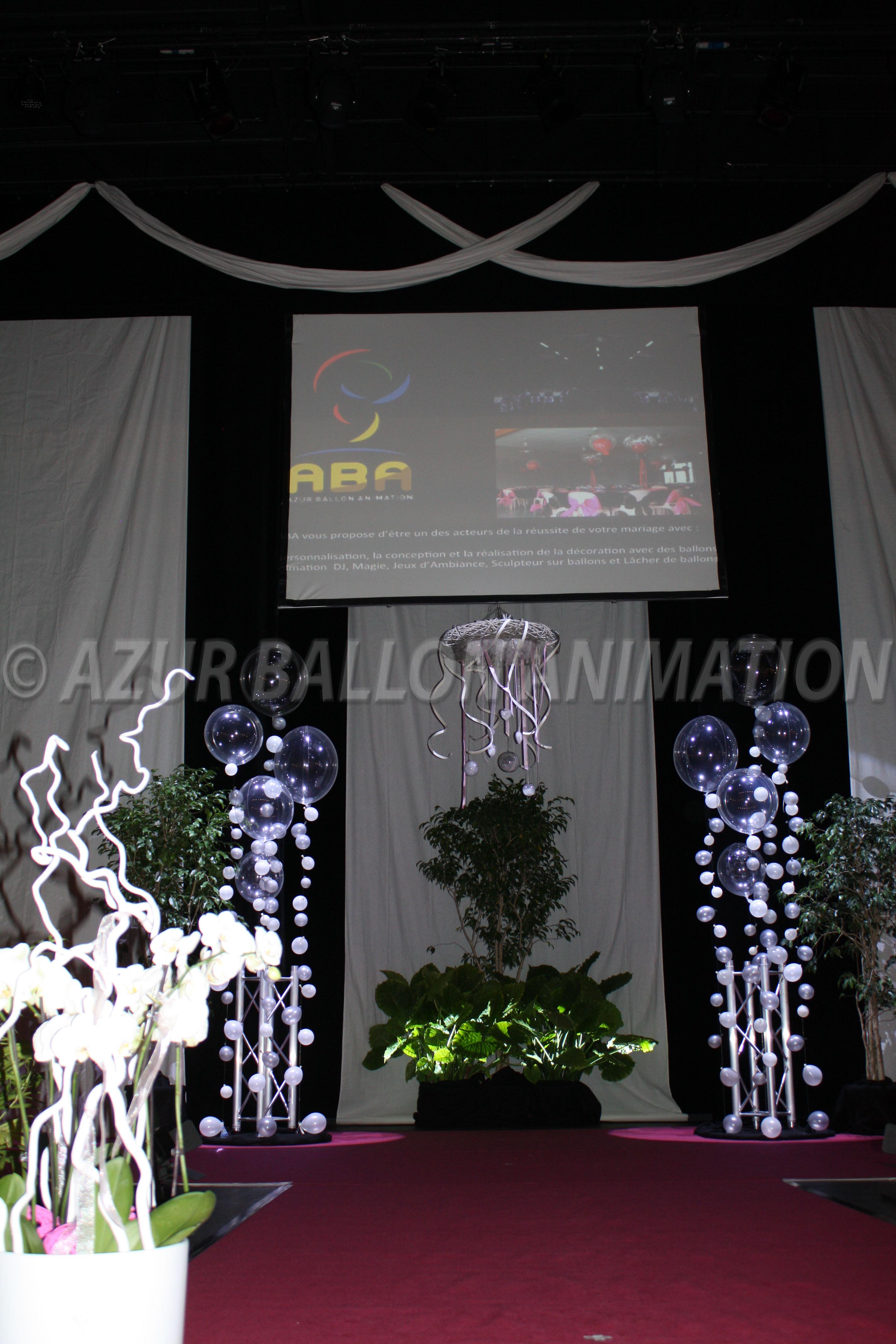 azur ballon animation id es d co deux s vres 79 sainte eanne les prestataires de. Black Bedroom Furniture Sets. Home Design Ideas