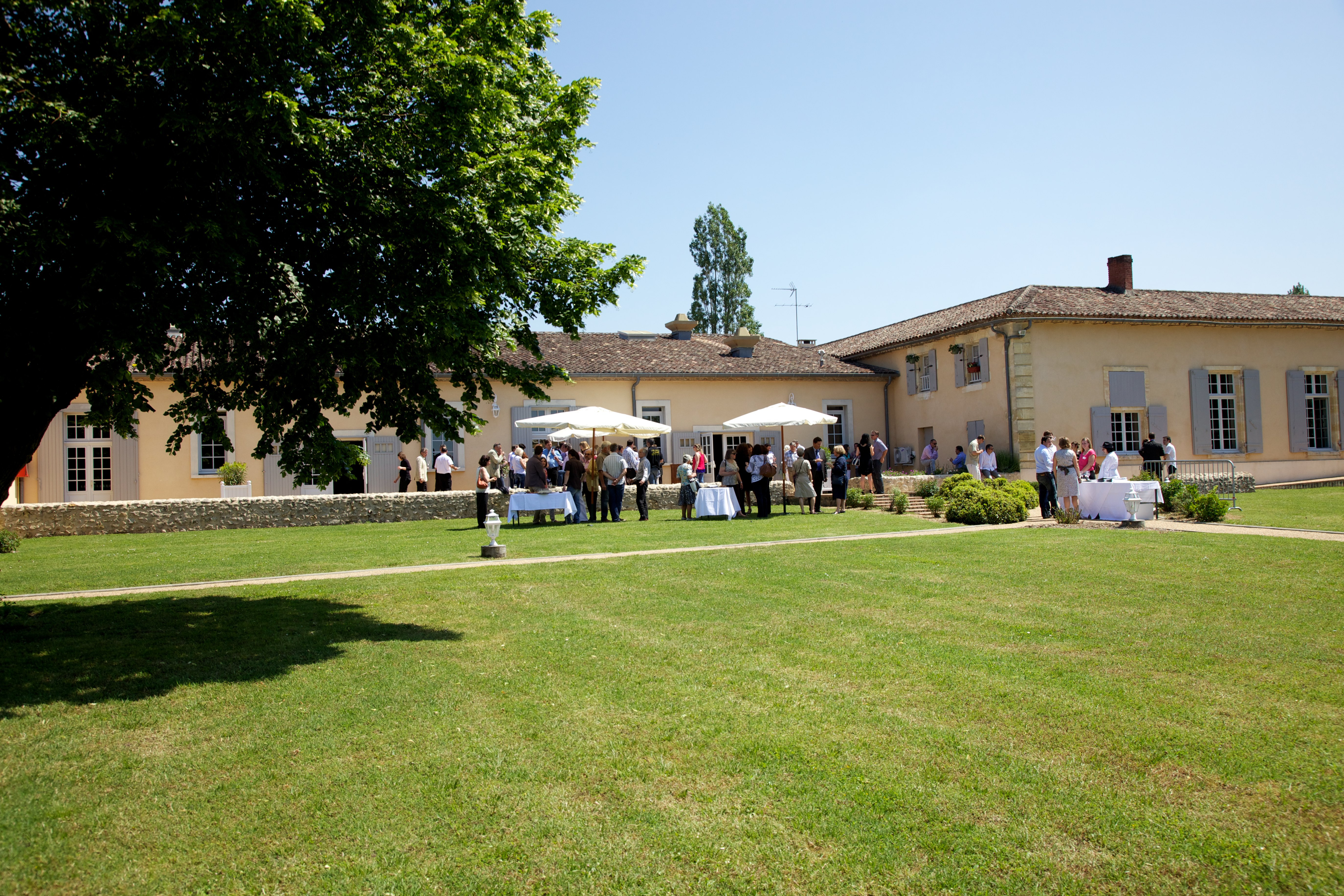 Maison des vins de cadillac les prestataires de for Maison cadillac