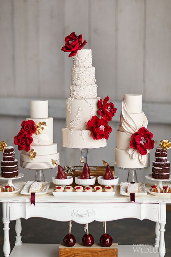 mondlice cakes - Gateau De Mariage Lille