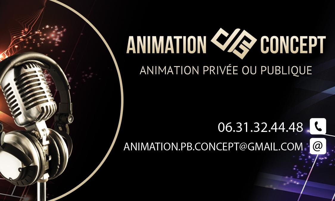 animation pb concept - Dj Mariage Amiens