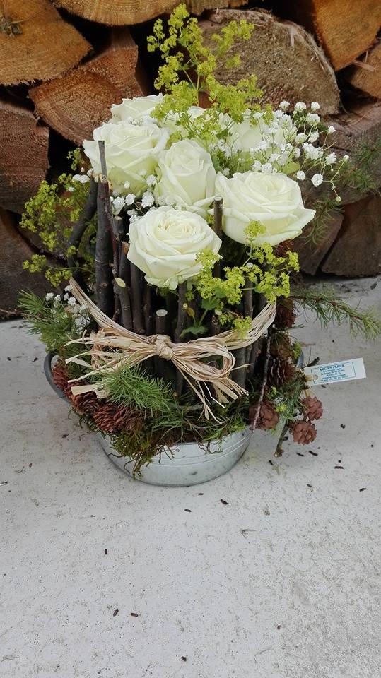 arc en fleur d co florale fleuriste mariage is re 38 le sauzey laval les prestataires. Black Bedroom Furniture Sets. Home Design Ideas