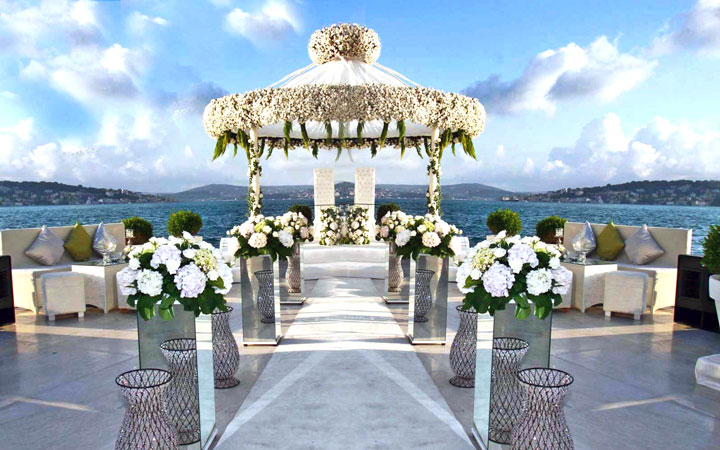 Mariage Turquie Wedding Planners A L International Istanbul