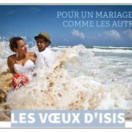 LES VOEUX D'ISIS, WEDDING PLANNER