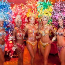 BRASIL ENCANTO SHOW ET DJ KHRIS SAMBAH