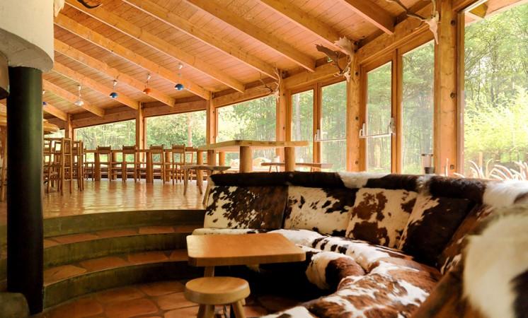 domaine de la roche couloir ch teaux et domaines yvelines 78 chevreuse les. Black Bedroom Furniture Sets. Home Design Ideas