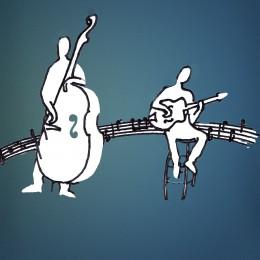 Legato, duo jazz/classique