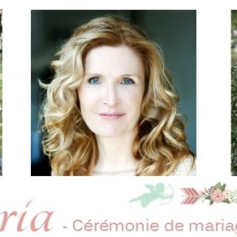 ARIA cérémonie de mariage lyrique avec chanteuse lyrique – officiante laïque certifiée