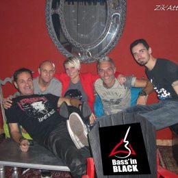 Bass'in Black