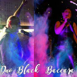 Duo Black Baccara