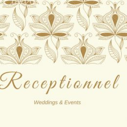 Receptionnel Wedding&Events