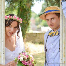 Céline Sahn Photography/Just married