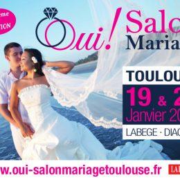 Oui! Salon Mariage Toulouse