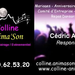 COLLINE ANIMA'SON