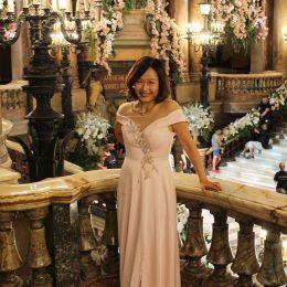 Mi-kyung Kim, artiste lyrique, chanteuse d'opéra soprano