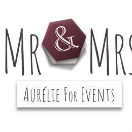 Mr&Mrs – Aurélie For events