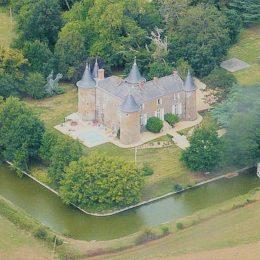 L'Orangerie du Château de la Frogerie