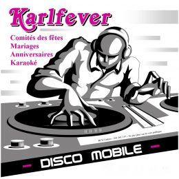 DISCO MOBILE KARLFEVER