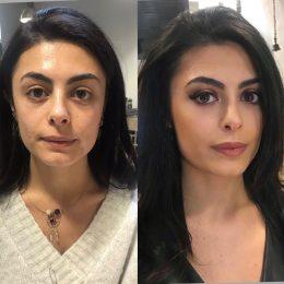 Camille makeup artist