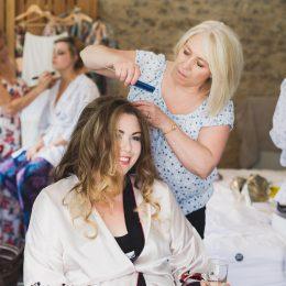 English Hairdresser in France