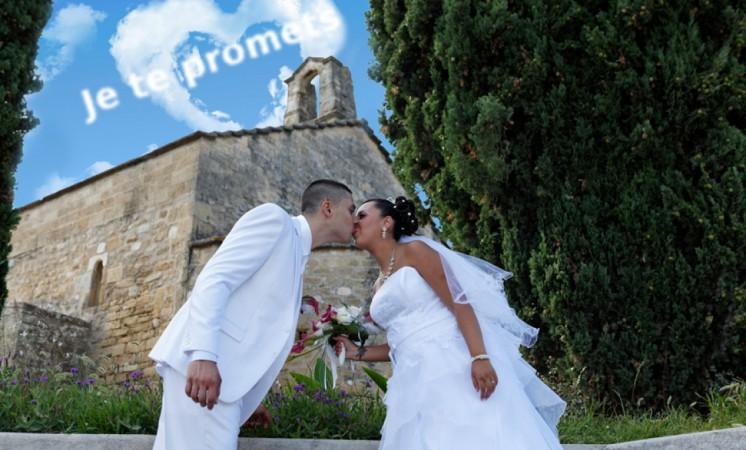 JE TE PROMETS WEDDING