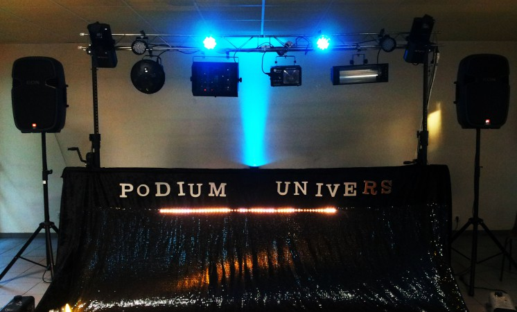 PODIUM UNIVERS – SYLVAIN MONTET