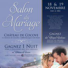 Salon du mariage d'Audruicq au chateau de Cocove