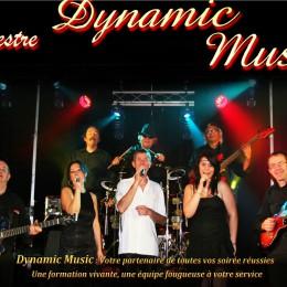 orchestre dynamic music - Dj Mariage Vende