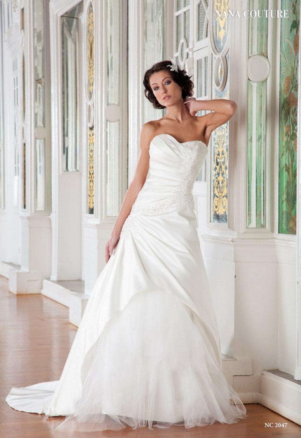 Prix robe de mariee nana couture