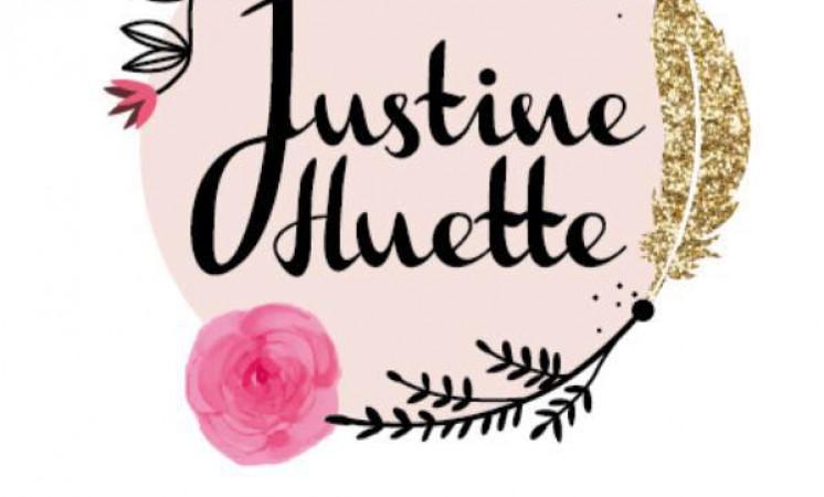 JUSTINE HUETTE, CRÉATRICE DE JOLIS MOMENTS