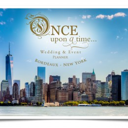 Once Upon A Time Wedding planner Bordeaux New York
