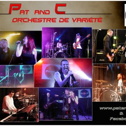 PAT AND C – ORCHESTRE DE VARIÉTÉ