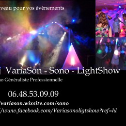 VariaSon – Sono – LightShow