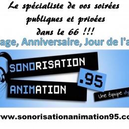 SONORISATION ANIMATION 95