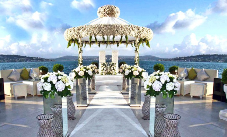 Mariage Turquie Wedding Planners A L International