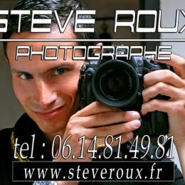 STEVE ROUX PHOTOGRAPHE