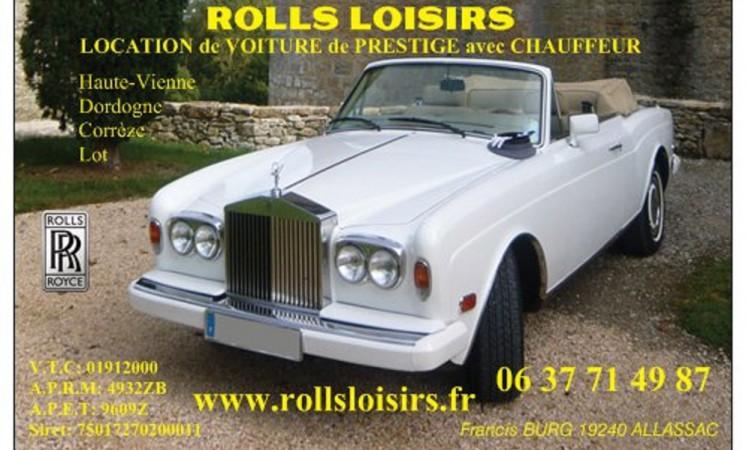 ROLLS LOISIRS